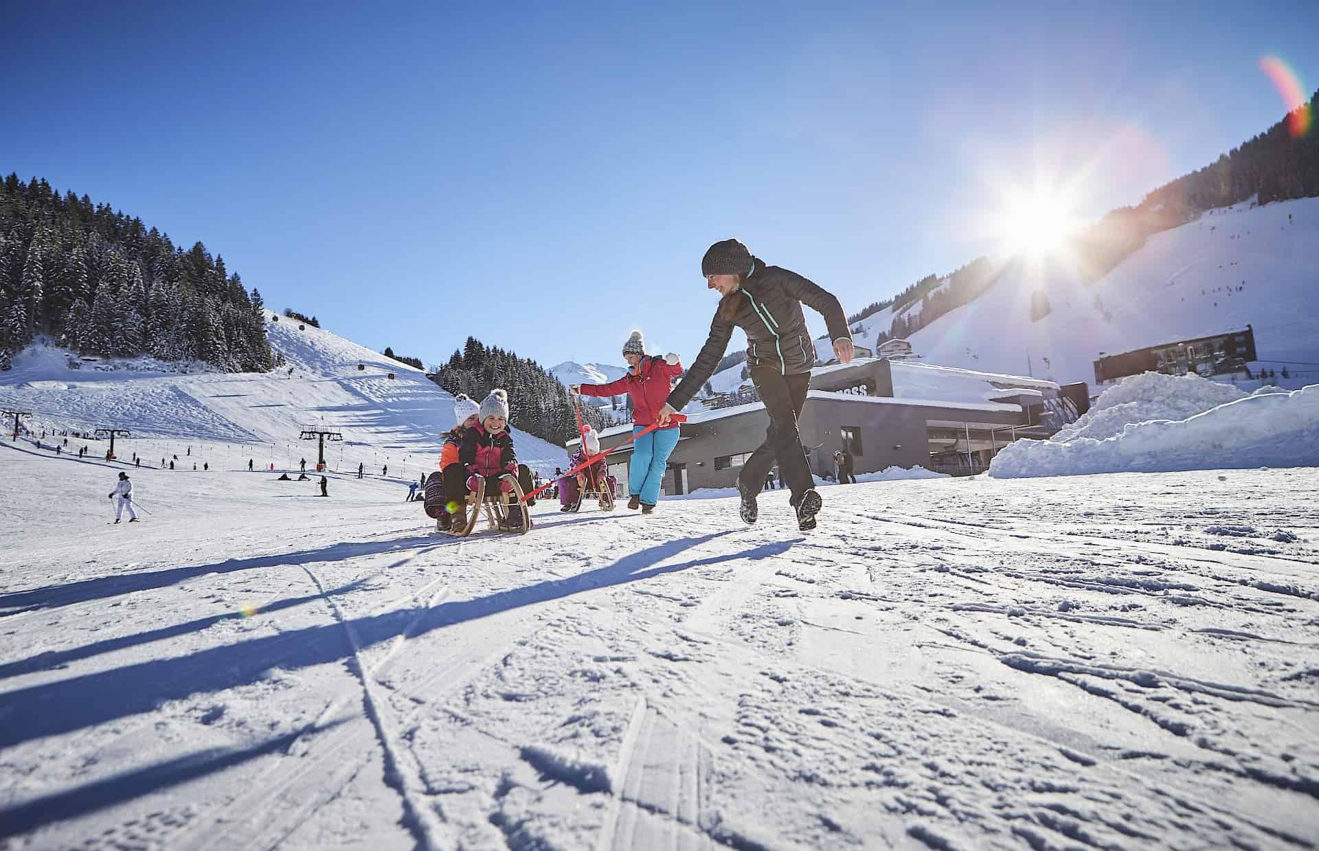 Wintersport Alternativ Wochen